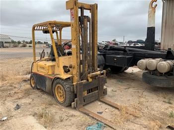 Hyster H60H Lift Truck