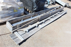 Aluminium Sliding Door Rails