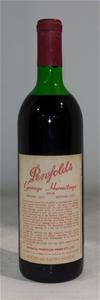 Penfolds Bin 95 Grange Hermitage 1984 (1