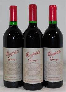 Penfolds Bin 95 Grange 95/96/97 Mixed Pa