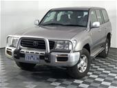 2001 Toyota Landcruiser GXL (4x4) HDJ100R T/D Auto 8 Seats*