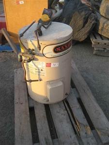 Saxon Mains Pressure Copper Flow Heat Ex