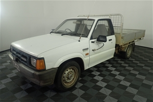 1992 Mazda Bravo Manual Cab Chassis