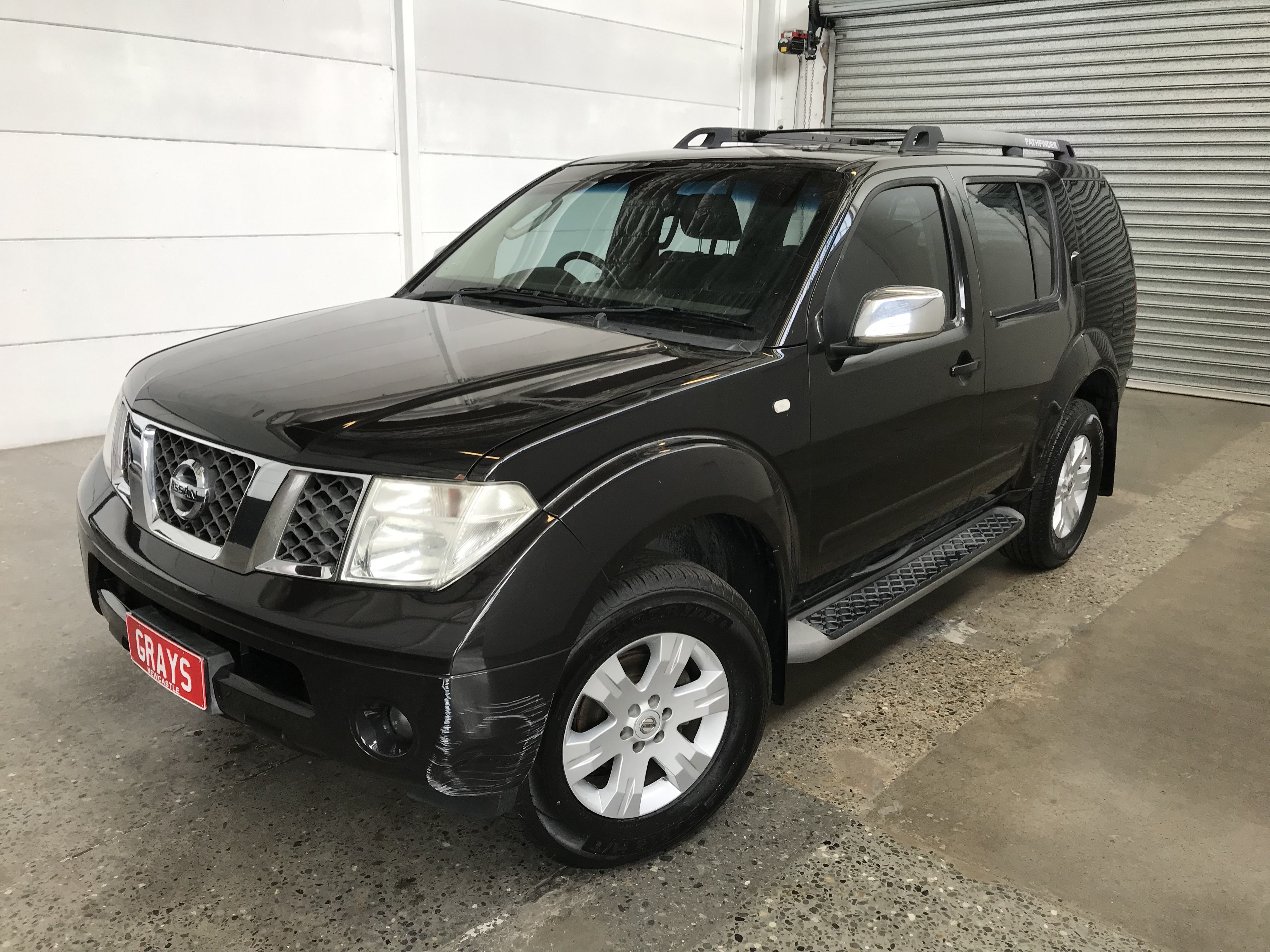 2007 Nissan Pathfinder ST-L (4x4) R51 Manual 7 Seats Wagon (WOVR)