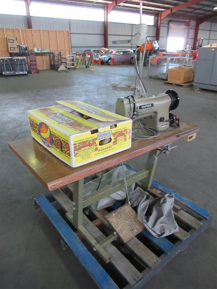 Brother LS2-B837 Sewing Machine (Pooraka, SA)