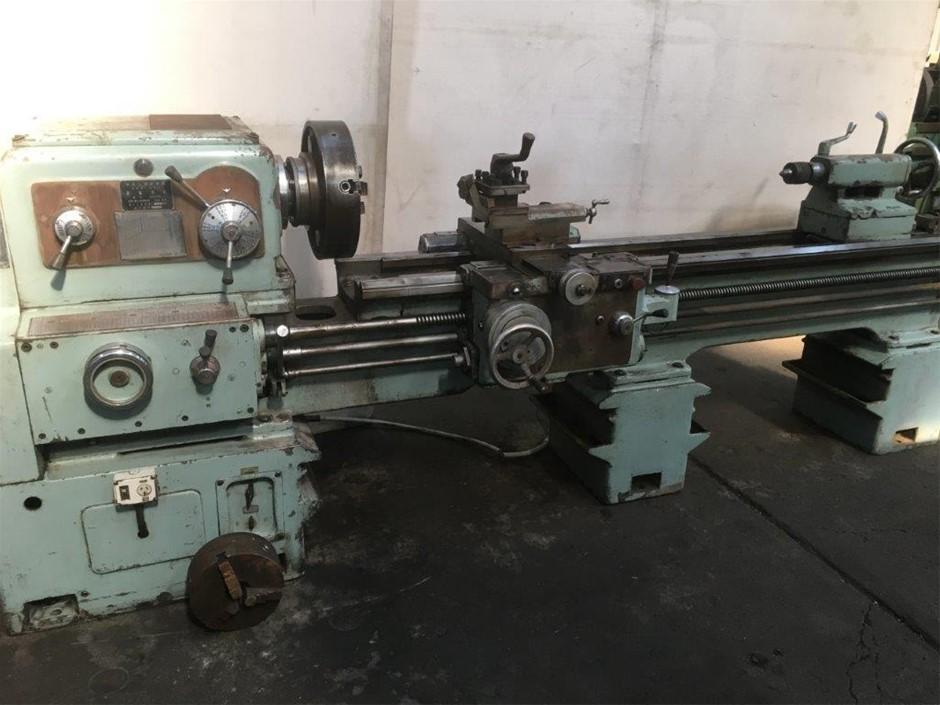 Sermac CA6050 Lathe, 500mm x 2000mm centres, Gap bed