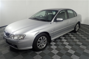 2003 Holden Berlina Y Series Automatic S