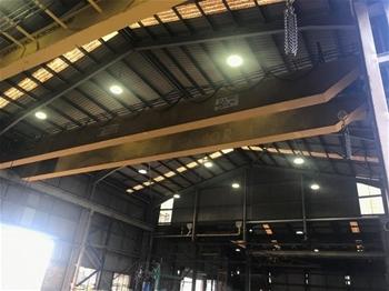 20 Ton Overhead Crane