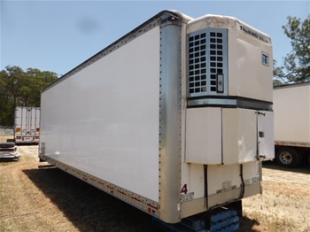 2003 Pantech Truck Body - Refrigerated