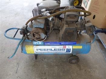 Peerless 15HP Air Compressor