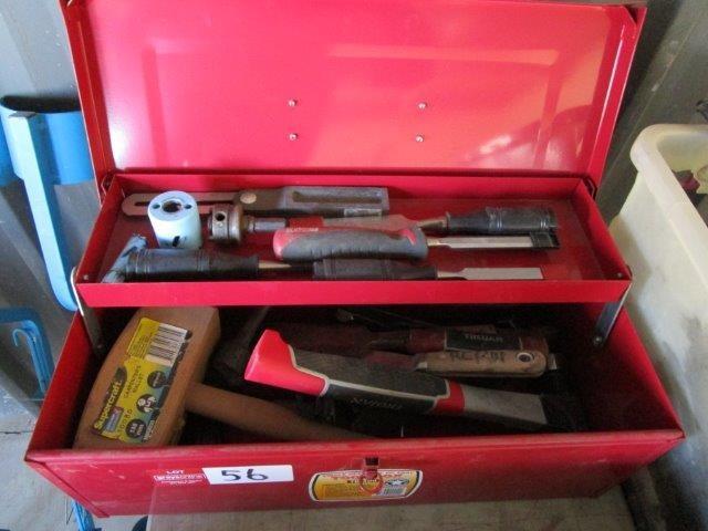Toolbox Qty Woodworking Tools