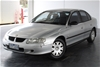 2002 Holden Commodore Executive VX Automatic Sedan
