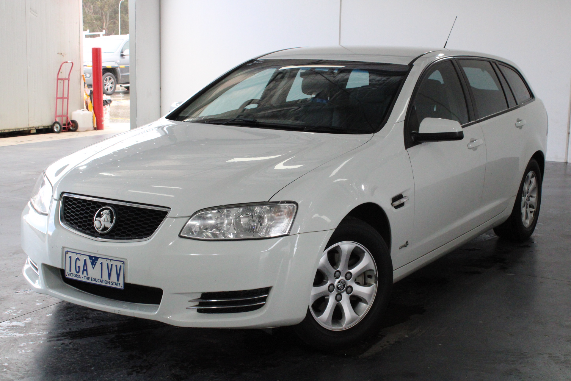 2012 Holden Sportwagon Omega VE Automatic Wagon