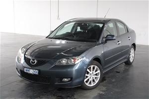 2008 Mazda 3 Maxx Sport BK Manual Sedan