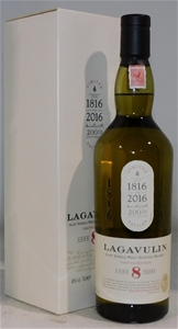 Lagavulin 8 Scotch Whisky NV (1x 700mL),