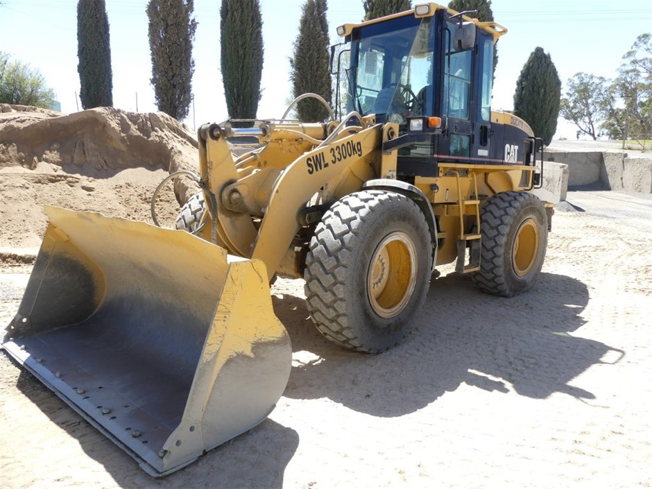 2001 Caterpillar Wheel Loader
