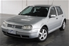 2002 Volkswagen Golf GL Rally A4 Automatic Hatchback