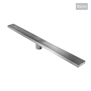 Cefito 800mm Stainless Steel Shower Grat