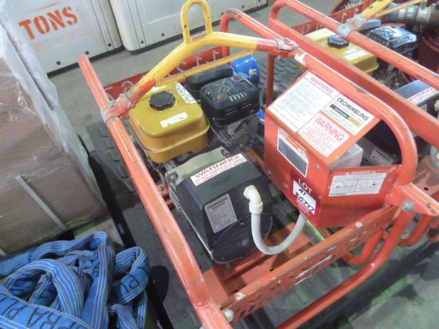 Crommelins 3KVA Generator Workshop Approved (Pooraka, SA)