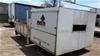 Service Truck Tipper and Storage Unit