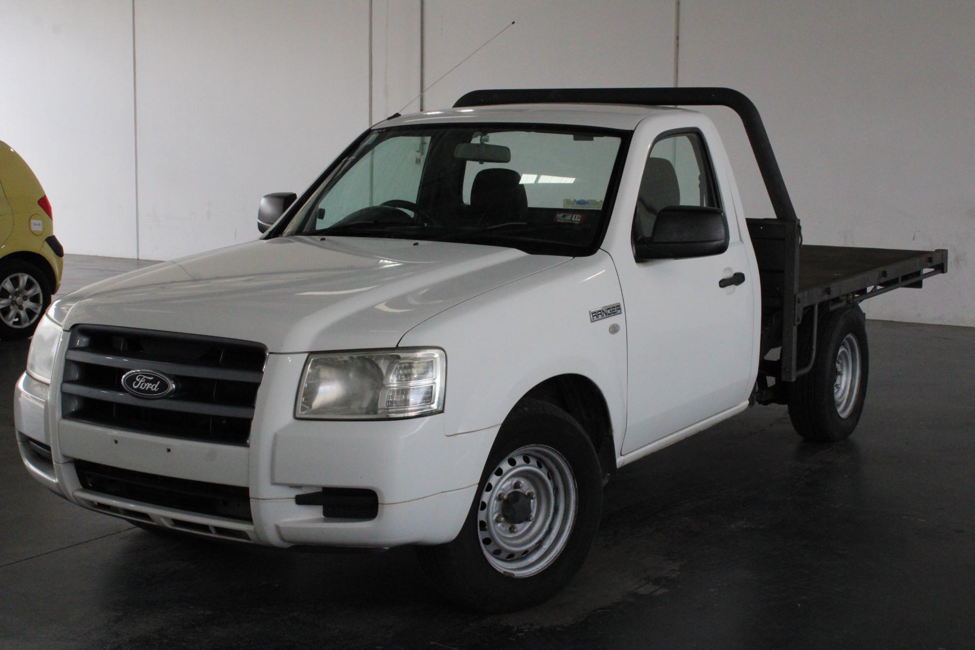2007 Ford Ranger XL (4x2) PJ Turbo Diesel Manual Cab Chassis