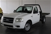 2007 Ford Ranger XL (4x2) PJ Turbo Diesel Manual Cab Chassis