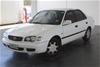 2000 Toyota Corolla Ascent AE112R Automatic Sedan