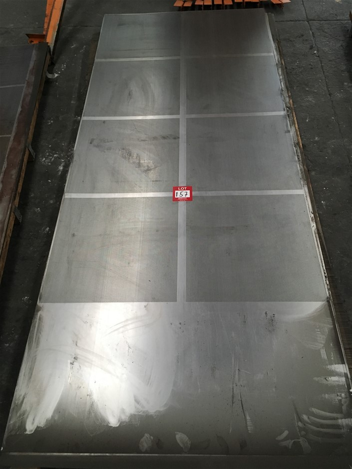 Perforated Steel Sheet,