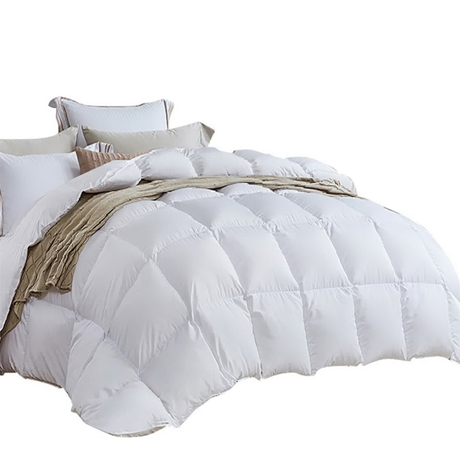 Giselle Bedding Double Size Light Weight Duck Down Quilt