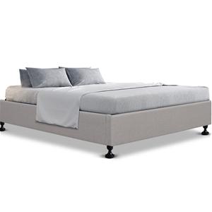 Artiss King Size Bed Base Frame Mattress