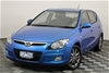 2011 Hyundai i30 SLX FD Manual Hatchback