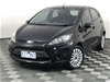2010 Ford Fiesta LX WT Manual Hatchback