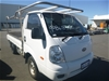 2010 Kia K2900 4 x 2 Tray Body Truck