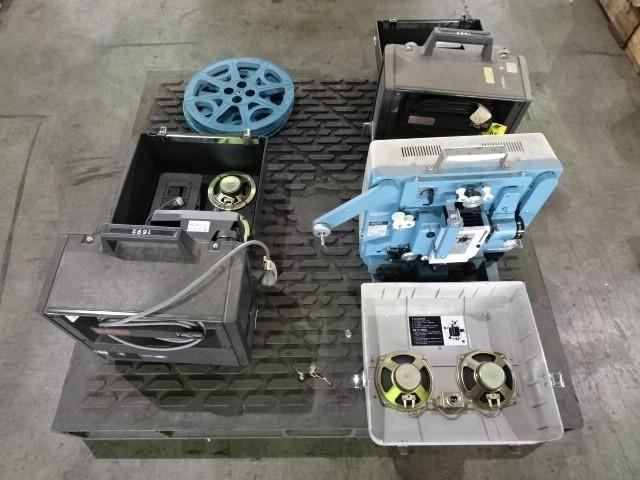 Qty 3 x Projectors (Pooraka, SA)