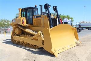2010 Caterpillar D8R Crawler Dozer