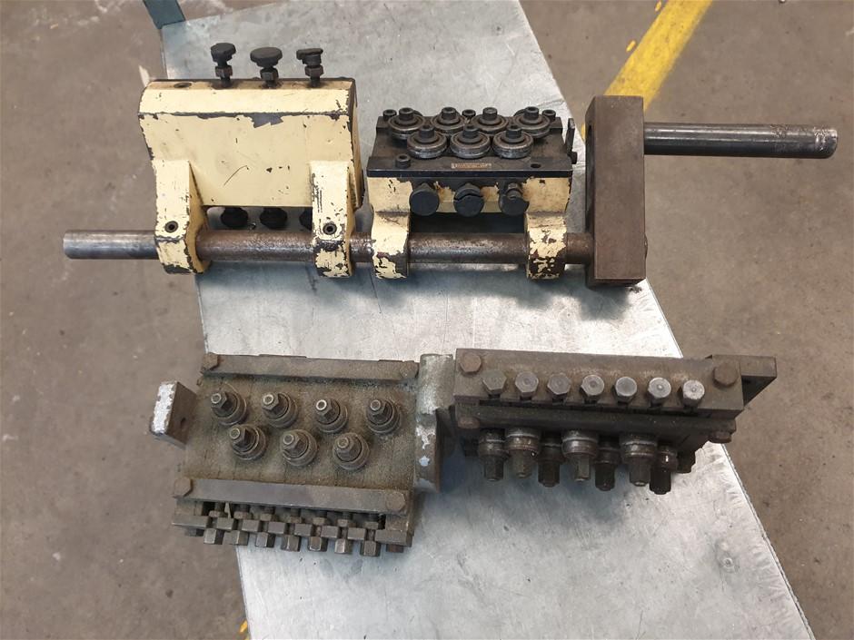 Wire Straightening Rollers