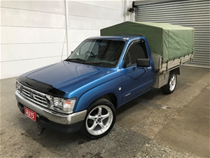 Toyota Hilux Manual Cab Chassis