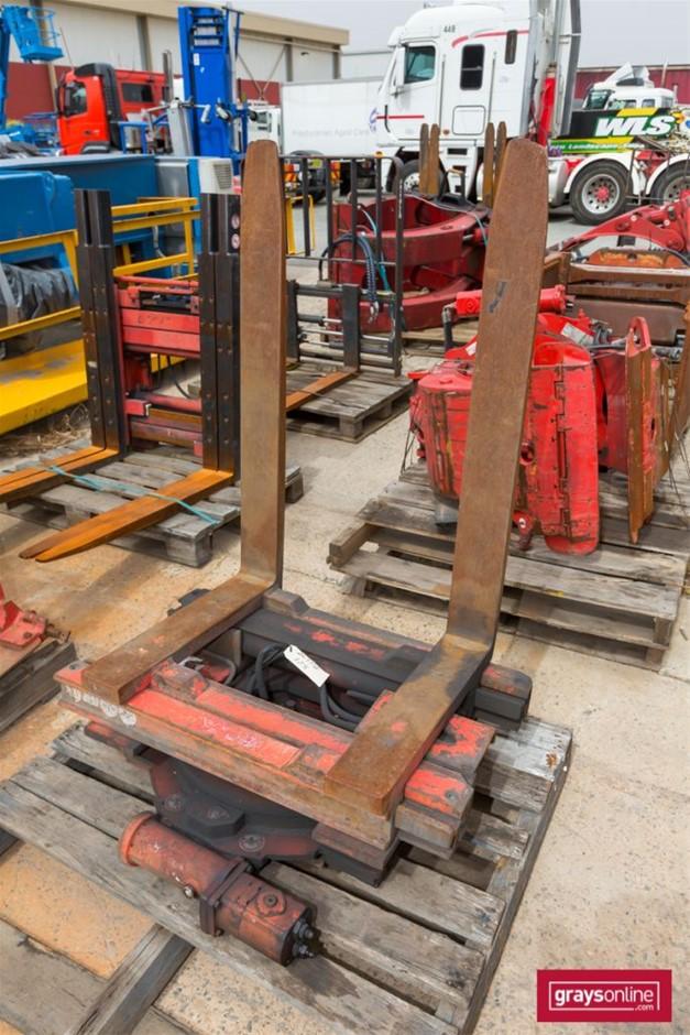 2008 Bolzoni Auramo B1180019 Forklift Tyne Build Date: 2008</l