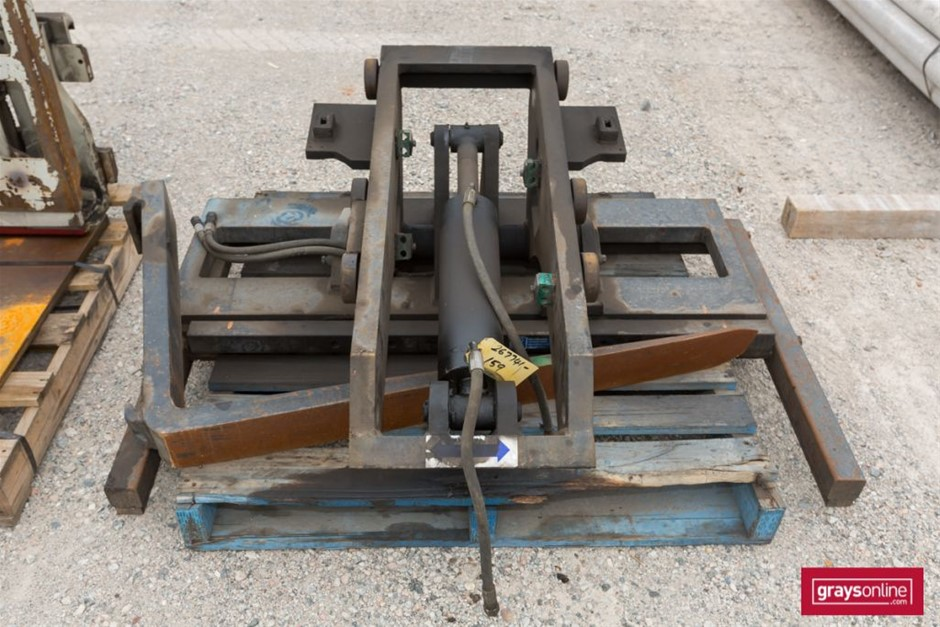 Attachment Engineering TCS31350 Fork Attachment Build Date: Unk