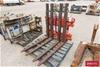 <B>Bolzoni Auramo KA35FKB-G Twin Pallet Lift</B> <li>Build Date: 2010</li>