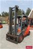 <B>2012 3.5 Tonne Linde H35T-01 4 Wheel Counter Balance Forklift</B> <li>Y