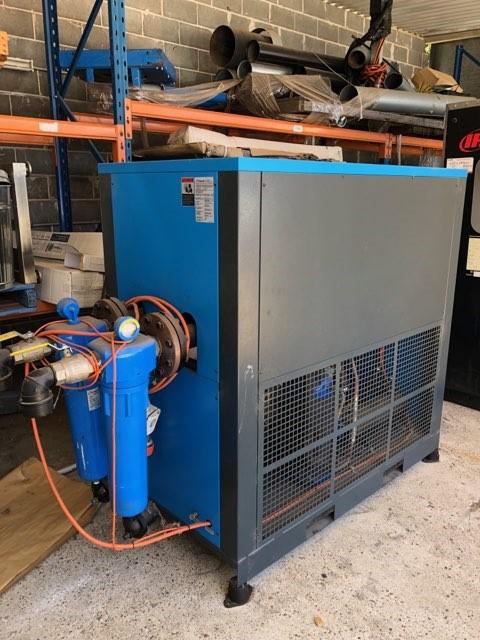 Air Compressor Dryer Conquest Model HX1500K-A4