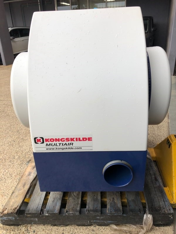 Fan Extractor Kongskilde Multiair,