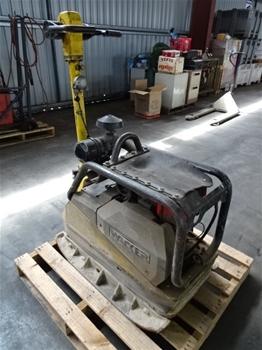 Wacker Neuson DPU4045YE Plate Compactor