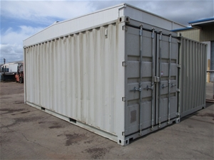 20 Foot Shipping Container