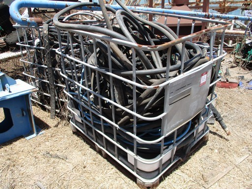 Qty 3x Stillages of Various Hoses