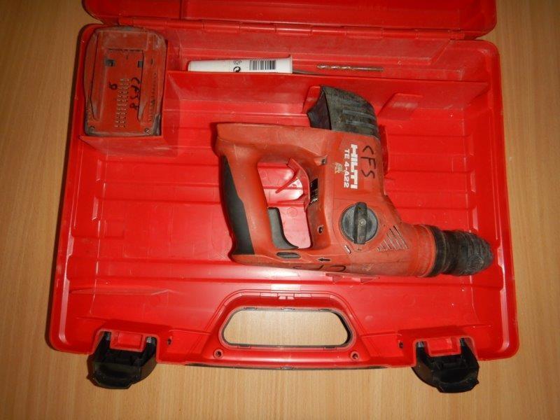 Hilti TE 4-A22 Hammer Drill