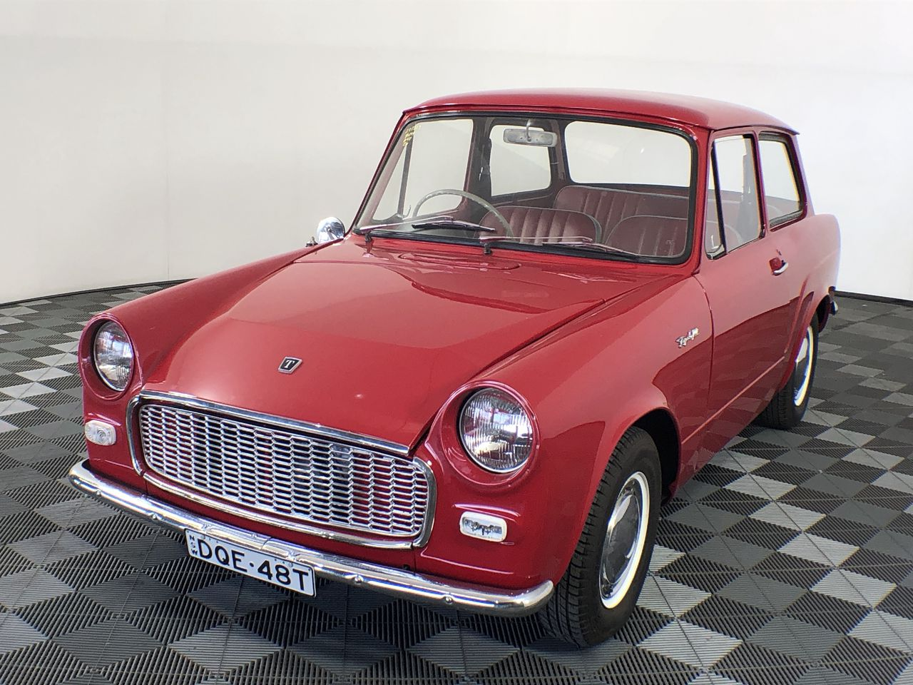Toyota 700 Manual Coupe