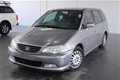 Unreserved 2000 Honda Odyssey V6L 6 SEAT Auto People Mover