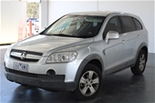 Unreserved 2009 Holden Captiva SX 4x4 T/Diesel Auto 7 Seats